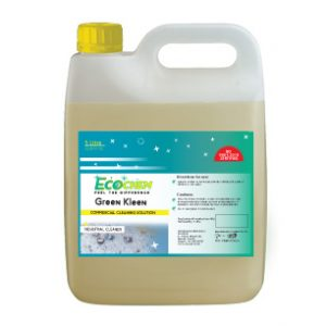 Eco-Green kleen is the Eco-friendly industrial toughest stain remover