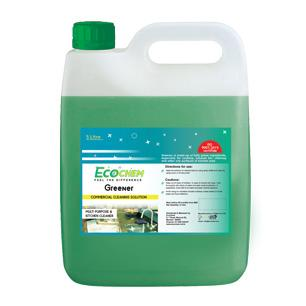 Greener is a Multipurpose & Kitchen Cleaner